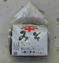 三年熟成味噌(500g)【横川商店】