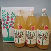 りんごジュース(1リット×3本入)